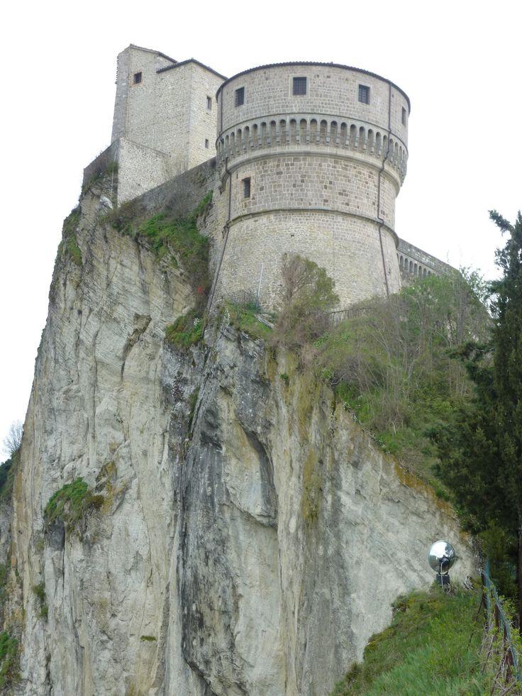 San Leo - Castle