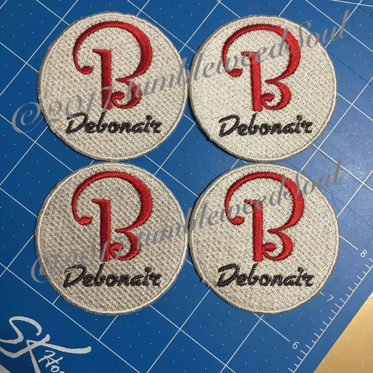 Custom Embroidery Design Digitized by Apex Embroidery Design