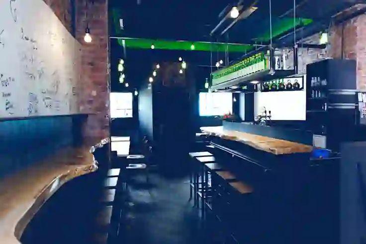 Vorher Nachher Umbau Eines Besonderen Restaurants In