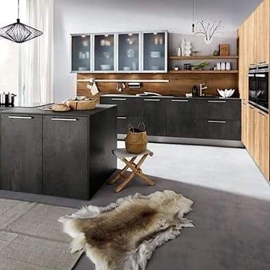 Warmer Wohnkokon  Wir wohnen nicht um zu präsentieren, sondern um uns ein kuscheliges Nest zu bauen, das uns wärmt und schützt. Es ist alles willkommen was wir lieben. Holz, Felle, Stein und natürlich unsere #Lieblingsstücke. 🍁 #inneneinrichtung #instahome #inspiration #home #cocoon #kitchendesign #kochen #architektur #bremen #lüneburg #stade #einbauküche #Wochenende #luxus #küchen #Küchenstudio #architektur #hamburg #einbauküche #wohnen #immobilien #hygge