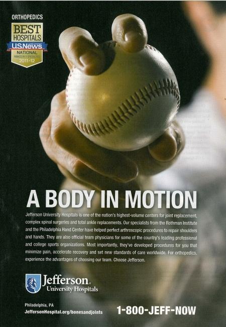 People magazine print ads