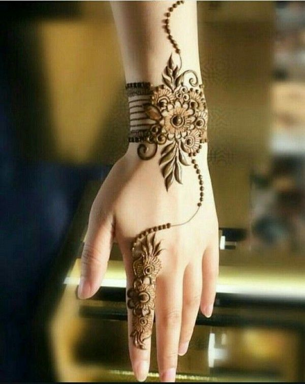Bridal Mehndi Designs Collection 2018 2019 For Wedding