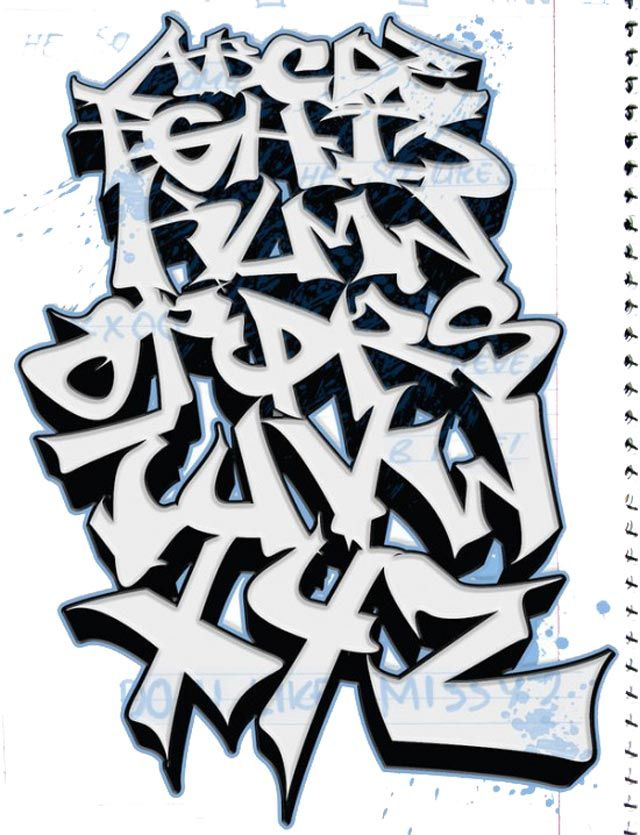 88 best graffiti images on pinterest typography graffiti alphabet graffiti alphabet sketch abc by dadoux tedk one altavistaventures Image collections