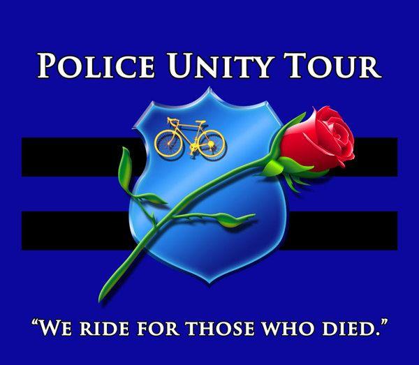 Police Unity Tour - Good luck babe! ♥ @Armando Acevedo Acevedo rosario