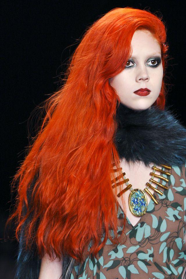 Acconciature: idee per la notte di Halloween - #hairstyles