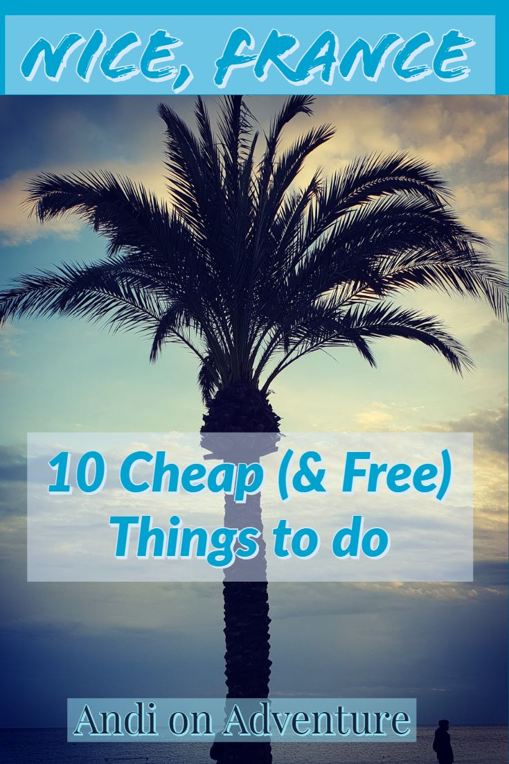 10 Cheap And Free Things To Do In Nice Free Things To Do Free