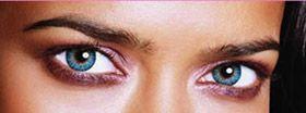 Kozmetik kontakt lenslerin temel olarak 2 tipi vardır: Güçlendirici renkler: Gözleri zaten açık renkli olanlarda, göz rengini belirginleştiren lenslerdir. Opak renkler: Koyu renk gözlülerde, göz rengini değiştiren lenslerdir. Seçtiğiniz lens renginin sizin için uygun olup olmadığını göz doktorunuzdan sorun..