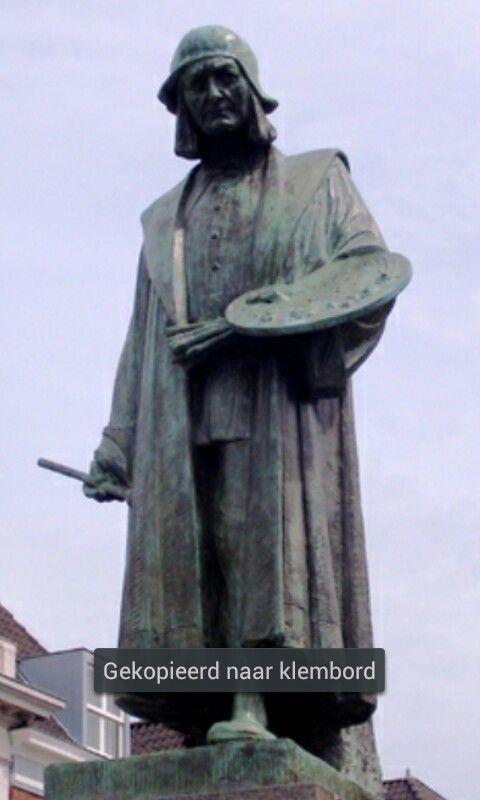 Jeroen Bosch, in Den Bosch.