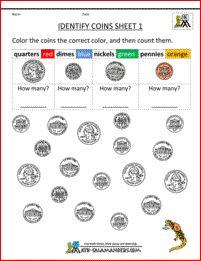 31 best Money Worksheets images on Pinterest | Infant activities ...