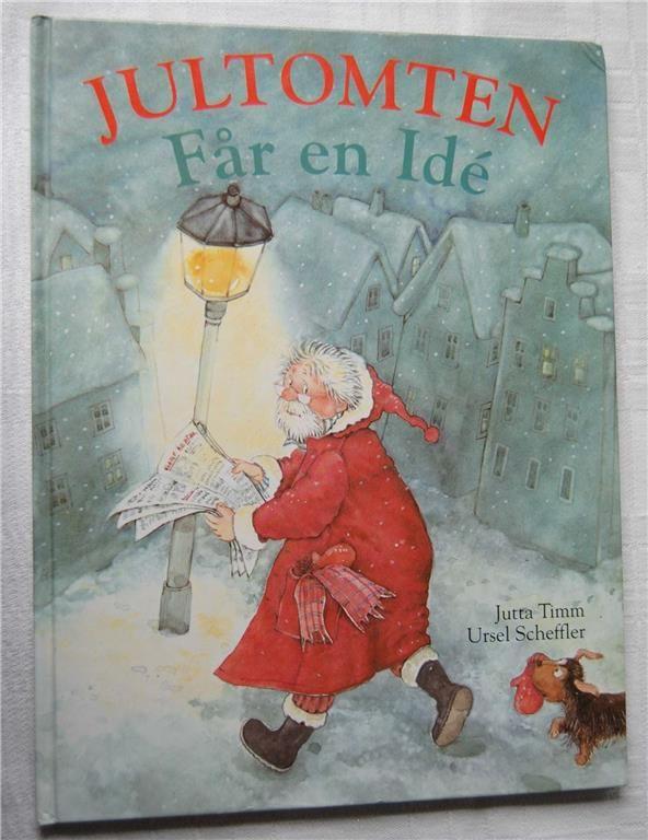 Jultomten får en idé - bilderbok på Tradera.com - Bilderböcker av ...