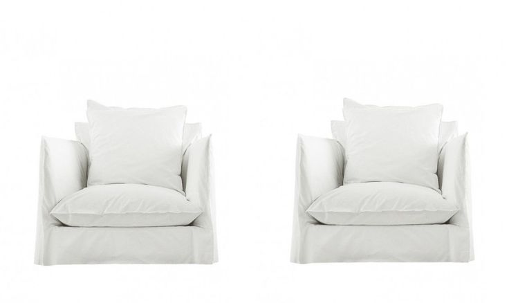 Ghost er enutraditionel serie af polstrede møbler - sofaer, lænestole, spisestuestole og senge. I alt sin enkelthed med et løst og...