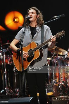 Deacon Frey of The Eagles performs onstage during The Classic East - Day 1 at Citi Field on July 29, 2017 in New York City.