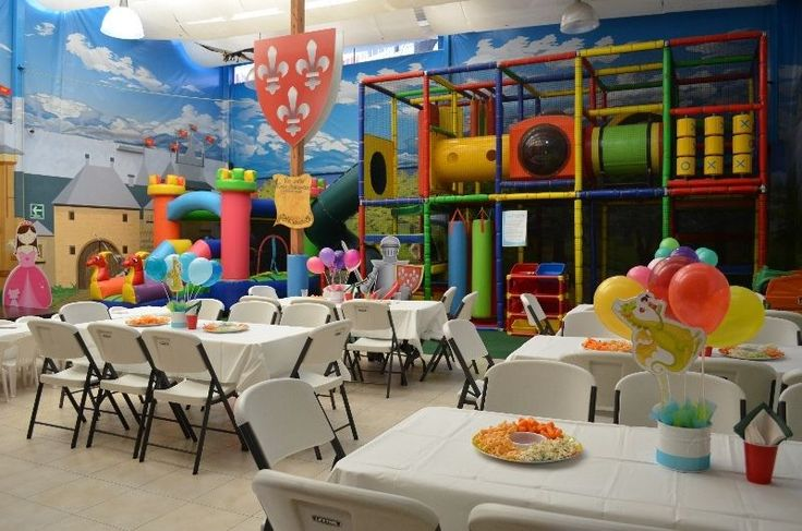 6 000 Por Renta De Instalaciones Para Fiesta Infantil