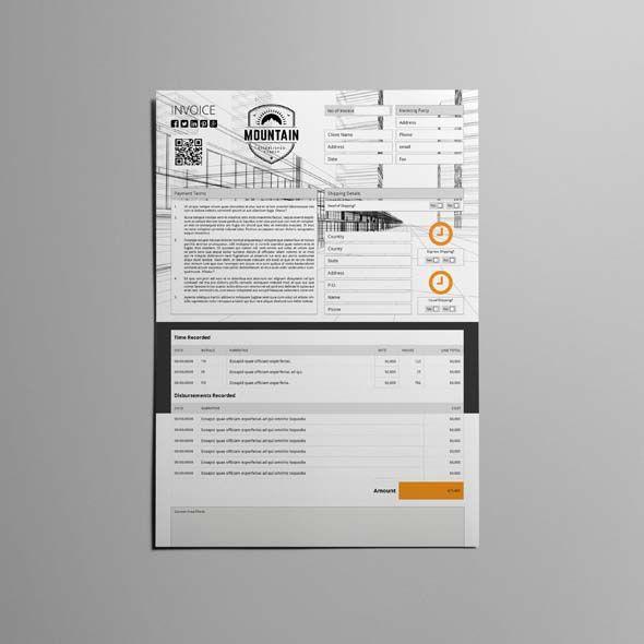 Topp 25 ideer om Invoice Format på Pinterest - balance sheet format