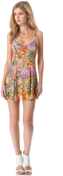 Mink Pink Paint By Numbers Sundress