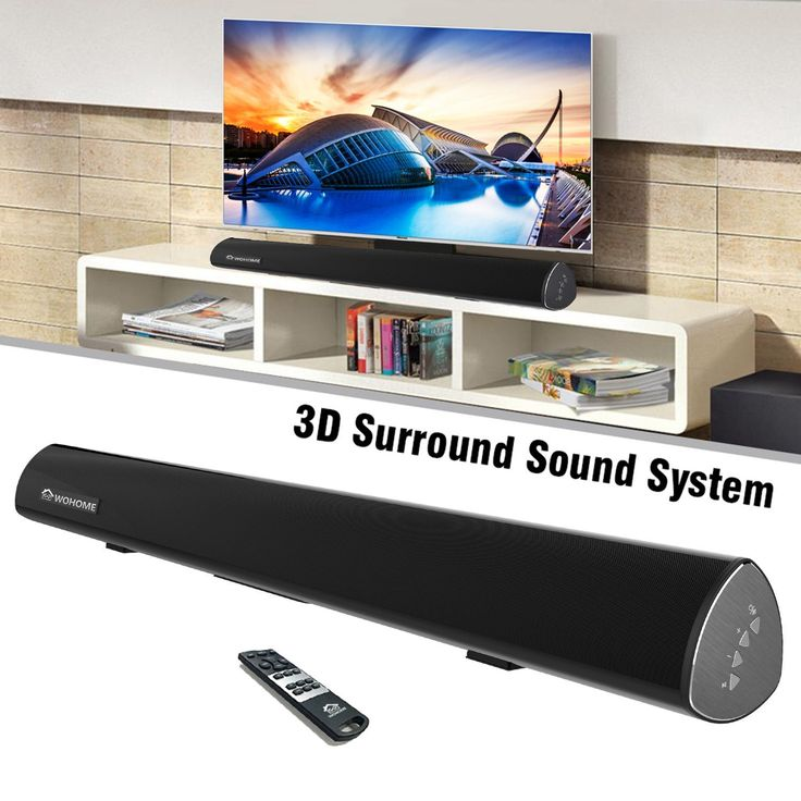 Exceptionnel Top 10 Best Sound Bar For Television