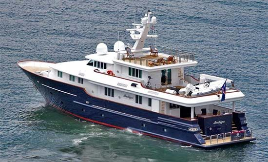 Used Cars For Sale Bay Area >> 105/32M CBI Navi Yacht INDIGO Expedition Yacht | Explorer Yachts for Sale | Pinterest ...