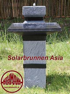 Solarbrunnen-Asia-Solarspringbrunnen-Zengarten-Brunnen-Solar-Brunnen-Toppreis