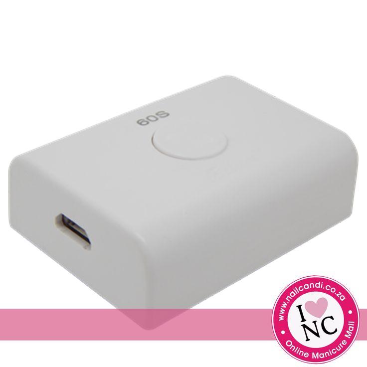 Pocket/Mini LED nail lamp (3W)