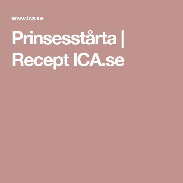 Prinsesstårta | Recept ICA.se