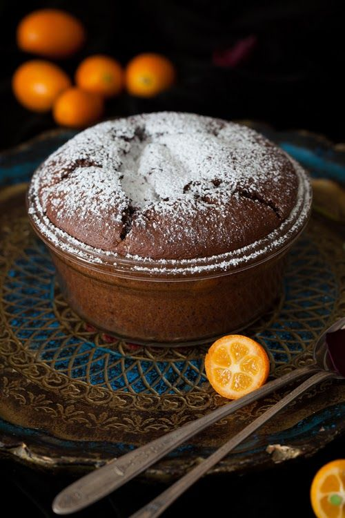 Citrus Chocolate Soufflé - Have a Very Special Valentine's Day! at ...