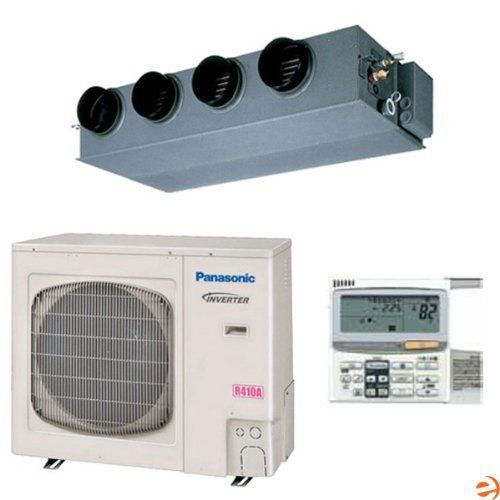 36pef1u6 Heat Pump Concealed Duct Mini Split System 31