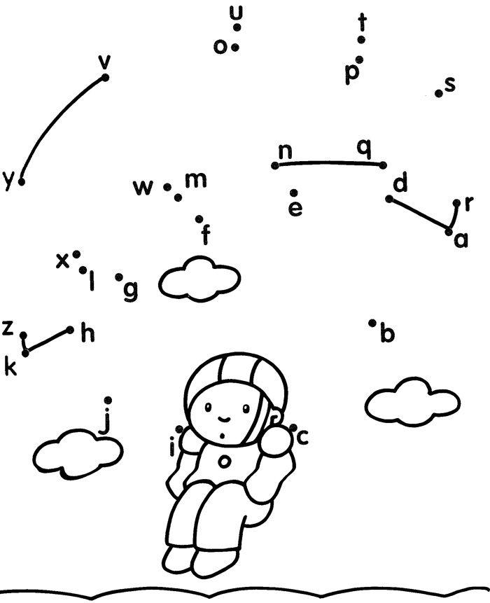 60 best Alphabet dot-to-dot images on Pinterest | Alpha bet ...