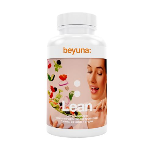 Beyuna Lean contributes to normal carbohydrate metabolism, metabolism of fatty acids. Lean contributes to normal protein synthesis and the normal function of the immune system. Lean contributes to normal acid-base metabolism. Lean contributes to normal macronutrient metabolism. Lean contributes to the maintenance of normal blood glucose levels.