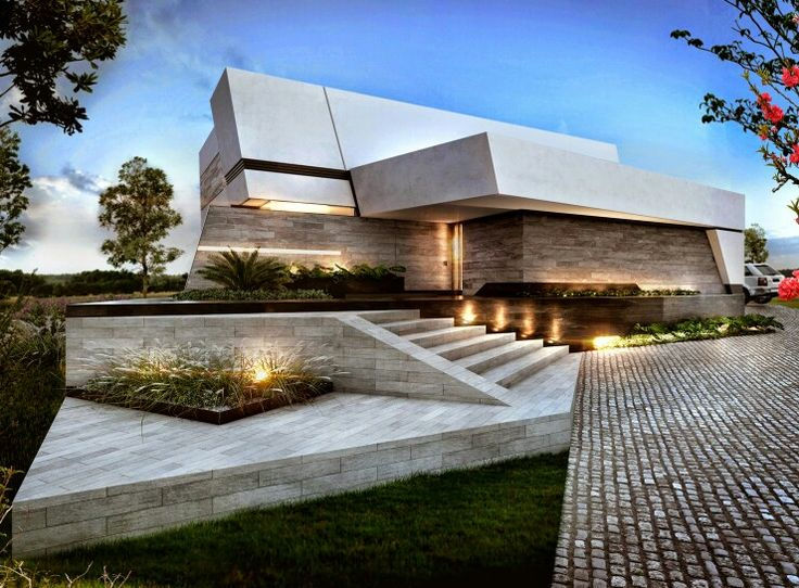 1961 Best Architecture Images On Pinterest Facades Modern Houses And Modern Homes