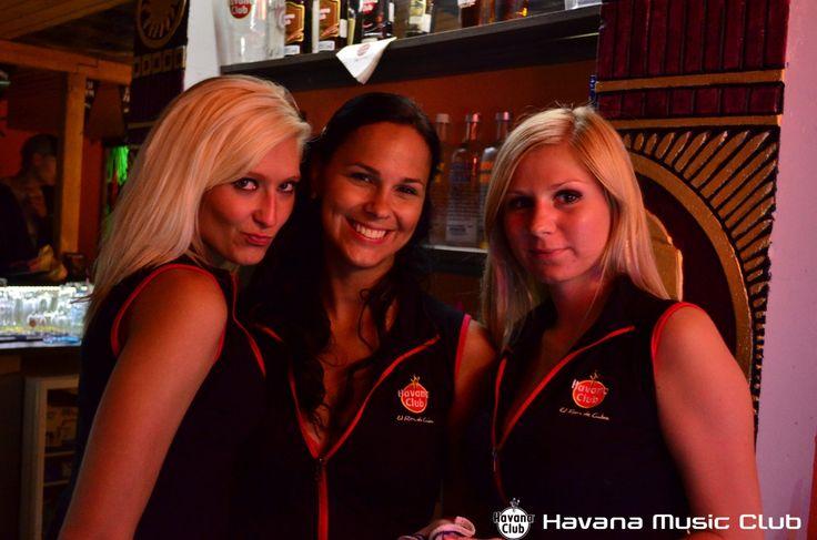 Barmaids ;)