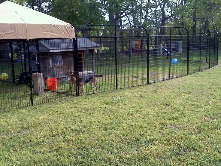 Dog Kennels With Runs Ebay
