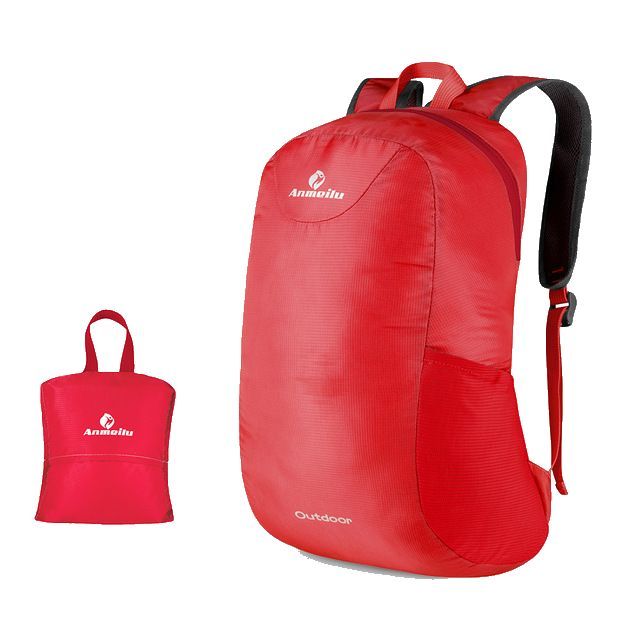 Waterproof Foldable Backpack 15l capacity. Available in 5 different colors!