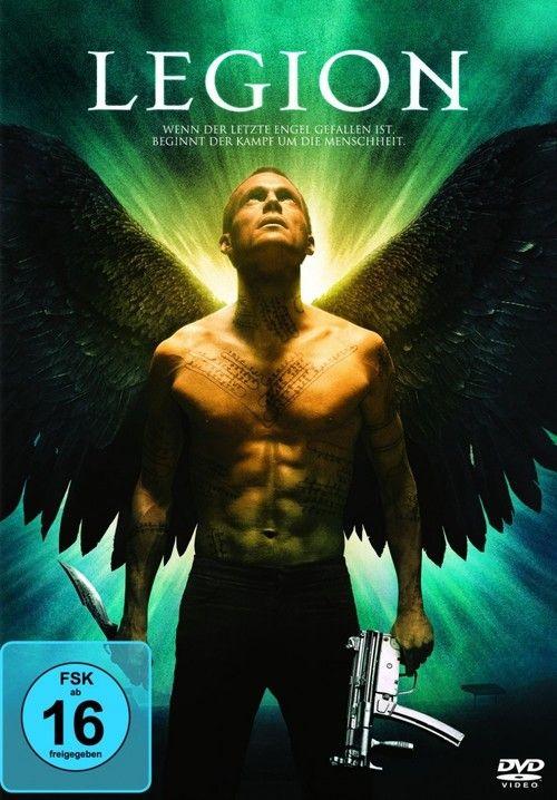 Watch Legion 2010 Full Movie Online Free