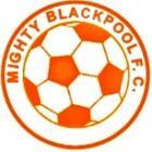 1923, Mighty Blackpool F.C. (Freetown, Sierra Leone) #MightyBlackpoolFC #Freetown #SierraLeone (L13626)