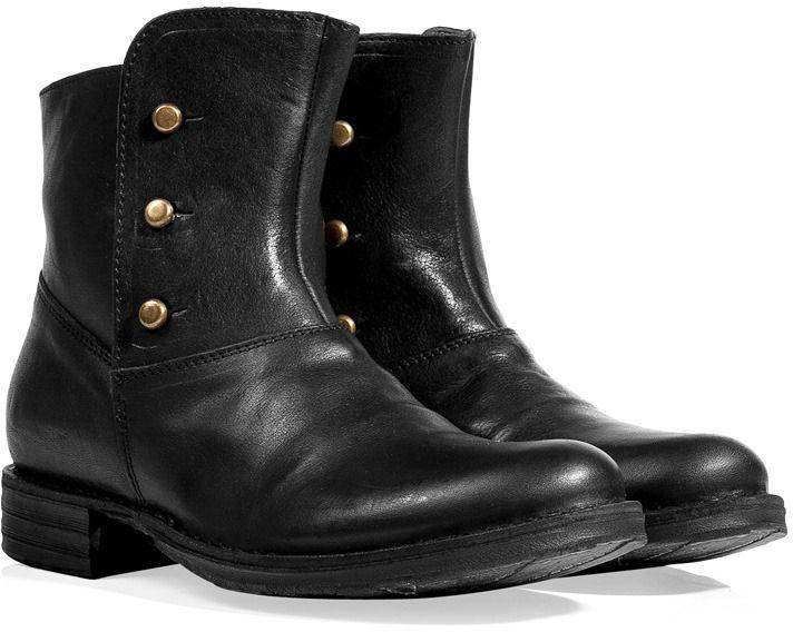 fiorentini baker fiorentini baker leather buttoned boot sartorial inspiration pinterest. Black Bedroom Furniture Sets. Home Design Ideas