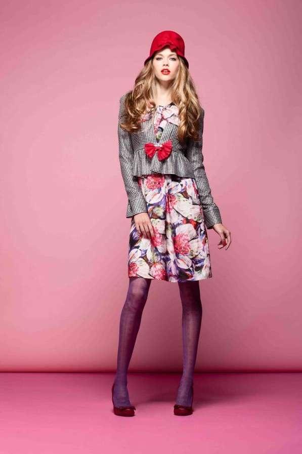 Flirty Barbie-Doll Fashion - The Alannah Hill Autumn/Winter 2011 Lookbook is Whimsically Wonderful (GALLERY)