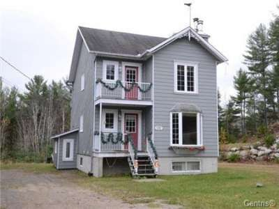 UNE FEERIE HIVERNALE !!!! SKI-IN/SKI-OUT, Saint-Come, Quebec, Canada - Property ID:12628 - MyPropertyHunter