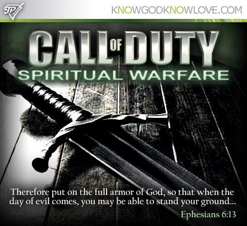 Call Of Duty:Spiritual Warfare