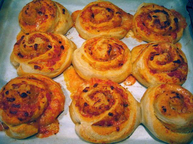 Cooker.NET | Girandole di Pizza