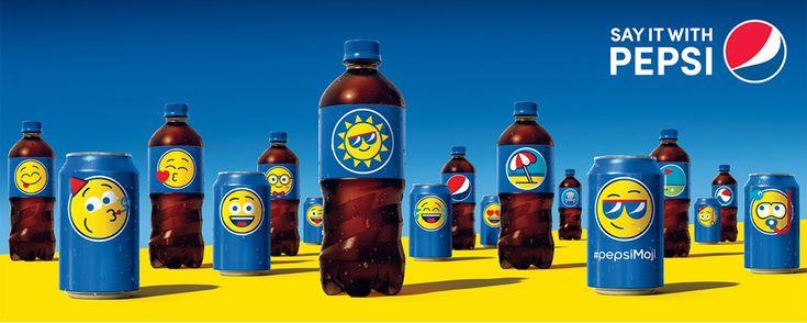 #PepsiMoji: Las latas con emojis de Pepsi