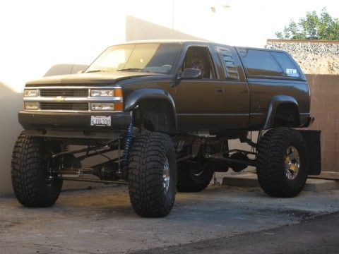 daddy can i have a truck this big?