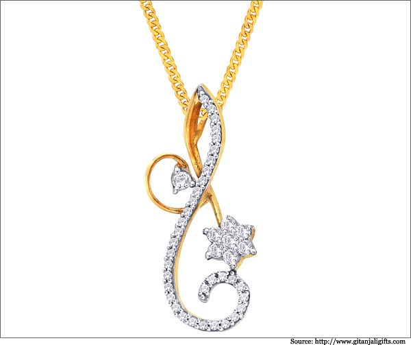 Wearing a diamond pendant comes naturally to women as they have an elegance to their personality which befits the diamond pendant and does justice to it.