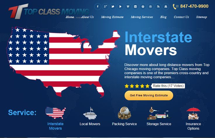 most trusted and professional local movers & moving companies in Chicago. Hire our Chicago moving company in IL for local moving needs. https://topclassmoving.com/
