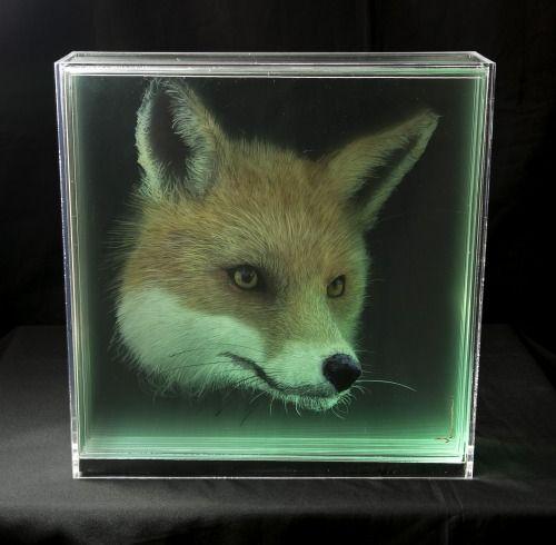 """Yosman Botero's """"Holograms."""" Artist Yosman..."""