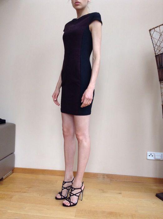 Stylové šaty Zara - vinted.cz