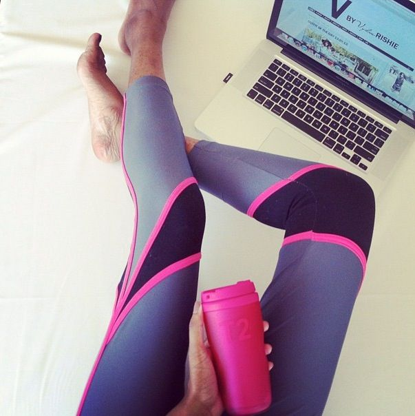 Love these workout pants from @Vydia blog