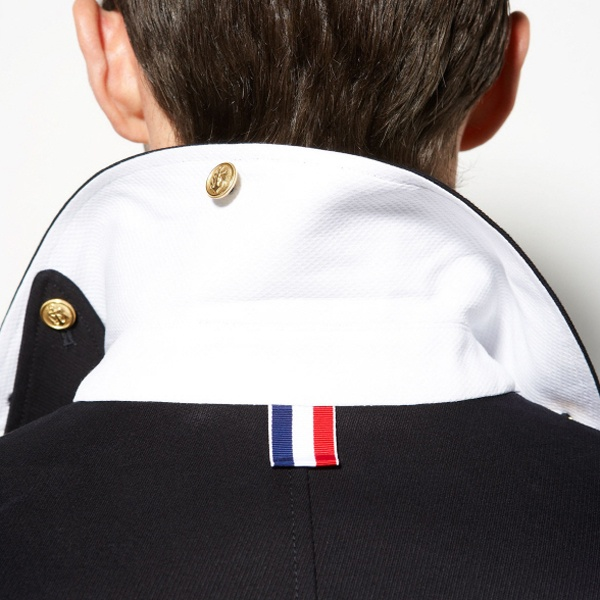 THOM BROWNE NEW YORK>  Unusual Details for men  > Published by www.notbooth.com