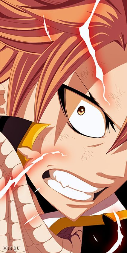 Fairy Tail anime: Natsu Dragneel_ The Salamander- Jaida