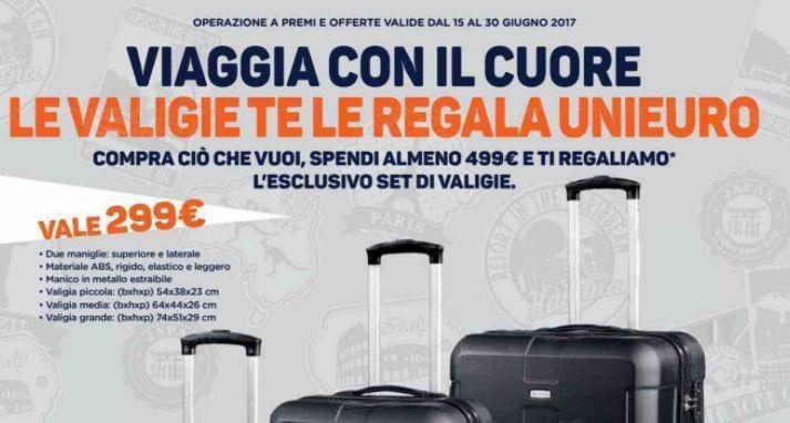Il nuovo volantino Unieuro dal 15 giugno regala un set di valigie per fare il pieno di tecnologia  #follower #daynews - https://www.keyforweb.it/volantino-unieuro-dal-15-giugno-regala-un-set-valigie-pieno-tecnologia/