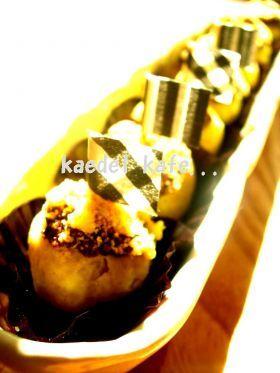 「サツマイモ no ダイエットトリュフ」piko | お菓子・パンのレシピや作り方【corecle*コレクル】